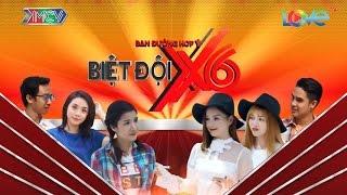 Biệt Đội X6 | Hành trình full 32 | Lan Phương | Sao Việt làm mẫu ảnh náo loạn Aeon Mall.