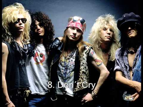 Baixar Mix Guns And Roses (Greatest hits)