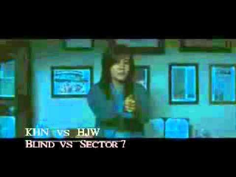 Blind VS Sector : Kim Ha Neul VS Ha Ji Won
