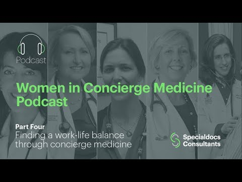 "A conversation with some of Specialdocs leading women physicians reveals how their change to the company's concierge medicine model enabled them to create a practice based on their individual vision.  ""We sell ourselves short when we don't take time to identify what's really going to work for us. People still want to see us, still need us and we can manage a life for whatever else is out there,"" says Natasha Beauvais, MD, a Specialdocs concierge physician-client since 2013."