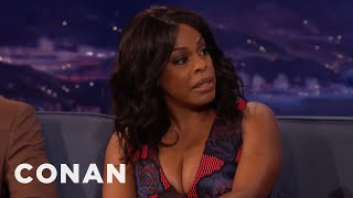 Niecy Nash's Terrible First Audition  - CONAN on TBS