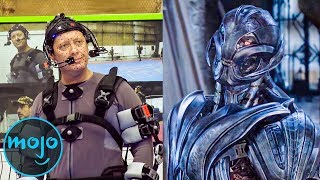 Top 10 Mindblowing MCU Special Effects REVEALED