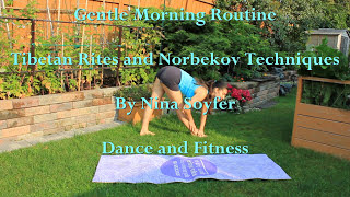 Ancient Yoga - Relaxing Morning Routine (5 minutes)