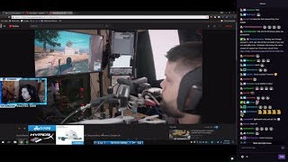 Shroud Reacts To RockyNoHands - Gamer Without Hands