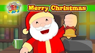 """Merry Christmas"" @ ""Mr.Wheeler&Friends"" CARtoons"
