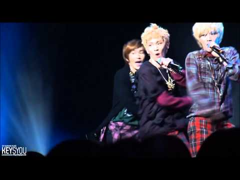 SHINEE TO YOUR HEART 【Fancam Mix】