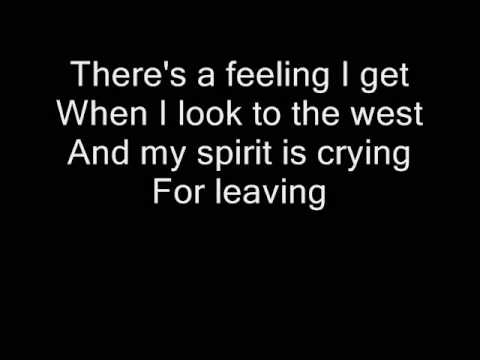 Baixar Stairway to Heaven Led Zeppelin Lyrics