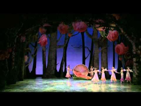 indieFilmNet presents A Midsummer Night's Dream (Pacific Northwest Ballet)