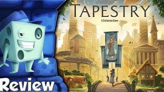 Tapestry Review - with Tom Vasel