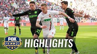 FC Augsburg vs. Hannover 96 | 2019 Bundesliga Highlights