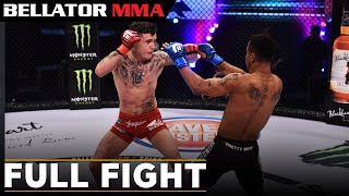 Full Fight | James Gallagher vs. Anthony Taylor - Bellator 169