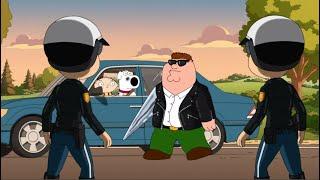 Family Guy - Terminator Peter vs Terminator Lois