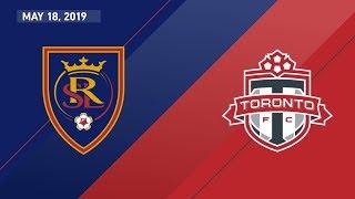Match Highlights: Toronto FC vs Real Salt Lake - May 18, 2019
