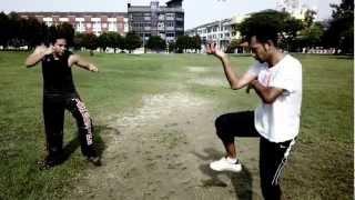 Seru - Silat VS Muay Thai (Short Film)