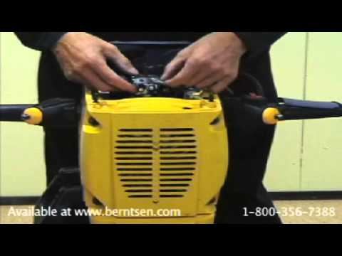 Atlas Copco Cobra Combi Service and Maintenance Video