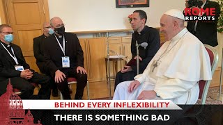 Pope Francis on his surgery: Some were preparing for a conclave