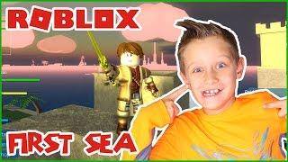 Adventures in First Sea / Roblox Arcane Adventures