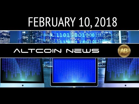 Altcoin News - Cryptocurrency Crackdown? Taxes with Crypto? Facebook, Shark Tank Robert Herjavec