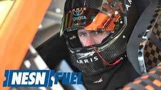 Carl Edwards Hints At Return To Racing In Red Bull GRC