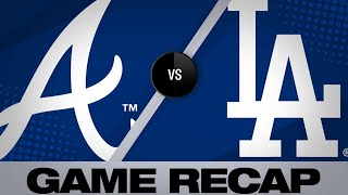 5/6/19: Taylor's 2 RBIs, Buehler lead Dodgers to win