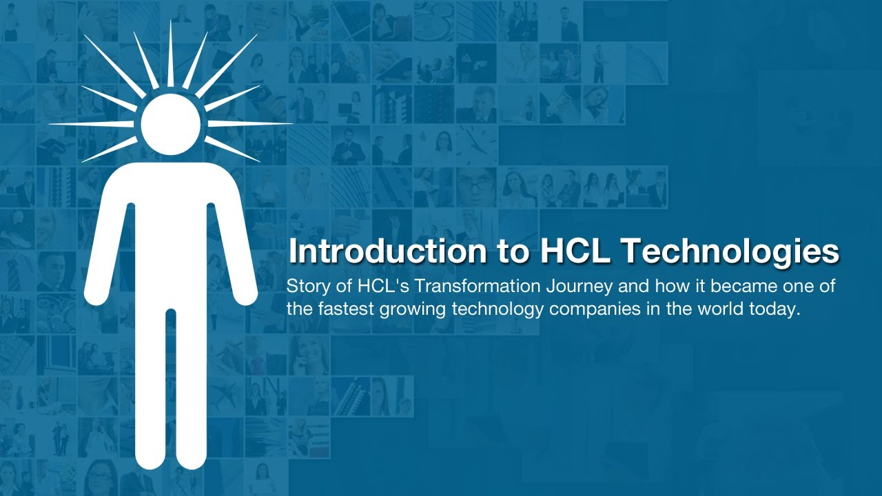 HCL Technologies - Magazine cover