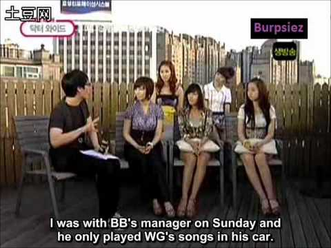 (en) Big Bang's manager is a big fan of Wonder Girls' Sunmi