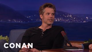 Timothy Olyphant: Playing Timothy Olyphant Is The Role Of A Lifetime  - CONAN on TBS