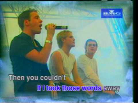 More than words westlife
