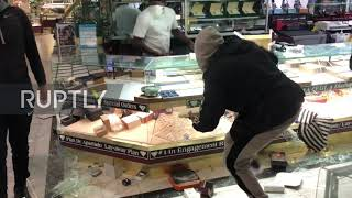 USA: Jewellery showroom in Los Angeles looted amid George ..