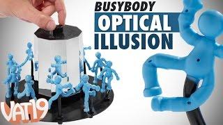 BusyBody is like a GIF IRL!
