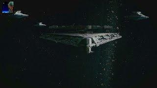 Star Wars Battlefront II - Starfighter Assault Gameplays PS4 60fps (No Commentary)
