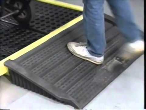 BARR Spill Control Multi Purpose Work Ramp