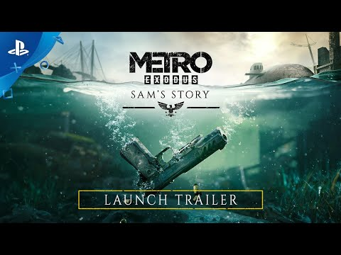 Sam's Story launch trailer