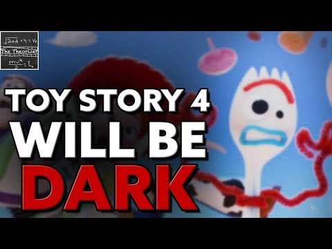 Why Toy Story 4 Will Be DARK! - Teaser Trailer Analysis [REVISED THEORY]