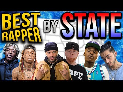 BEST RAPPER FROM EACH STATE   PART 1