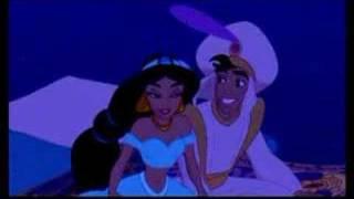 Aladdin A whole new world (french) Ce reve bleu