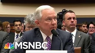 Attorney General Jeff Sessions Does The Right Thing And Pushes Back   Morning Joe   MSNBC