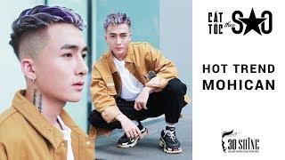 Tỏa Sáng Với Kiểu Tóc Mohican Hot Trend 2019 - Bản Sao Sơn Tùng MTP