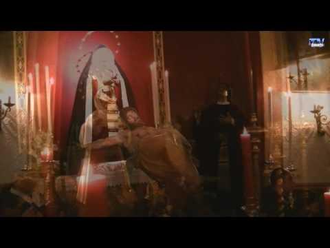 Besapiés del Cristo de las Cinco Llagas de la Trinidad