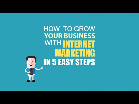 How to Grow Your Business With Internet Marketing