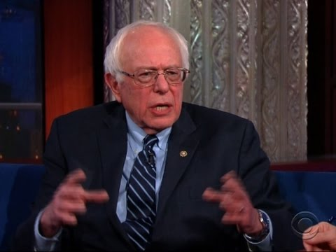 Sanders: Young People Say 'Why Not?'