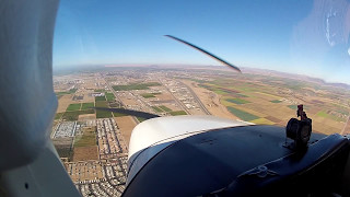 """""""That did not sound good"""" - Precautionary Emergency Declared at Yuma"""