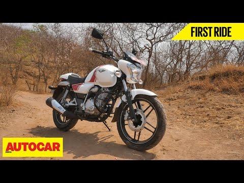 Bajaj V15 | First Ride