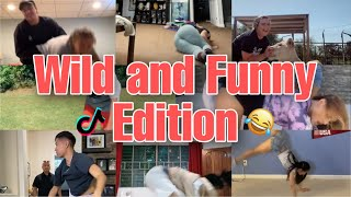 TIKTOK WAP DANCE CHALLENGE COMPILATION(WILD AND FUNNY EDITION)