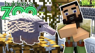 I'm Building A Zoo In Minecraft Again! - First Animal And First Exhibit! - EP02