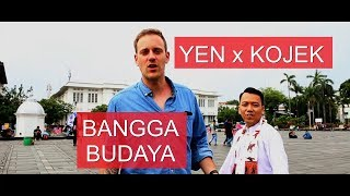 YEN x Kojek Rap Betawi - Bangga Budaya (Kulturschock) OFFICIAL MUSICVIDEO