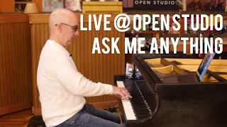 Live @ Open Studio: Ask Me Anything With Peter Martin