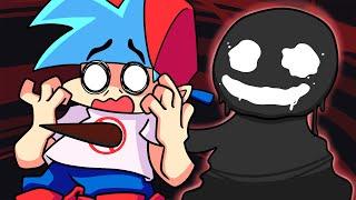 BOYFRIEND vs. BOB?! Friday Night Funkin' Logic   Cartoon Animation