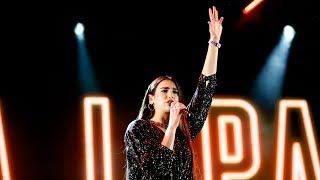 Dua Lipa - Lost In Your Light (Radio 1's Big Weekend 2017)