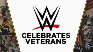 WWE Superstars reflect and remember our veterans